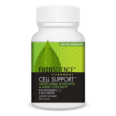 Cell Support With Beta Carotene