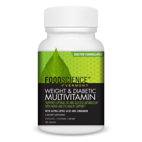 Weight & Diabetic Multivitamin