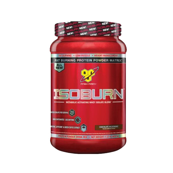 ISOBURN Whey Isolate Blend - Chocolate Milkshake