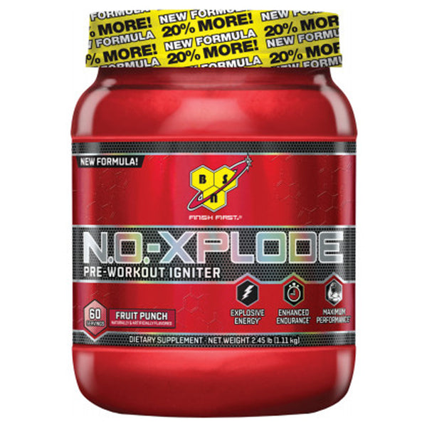 N.O.-XPLODE Pre-Workout Igniter - Cherry Limeade