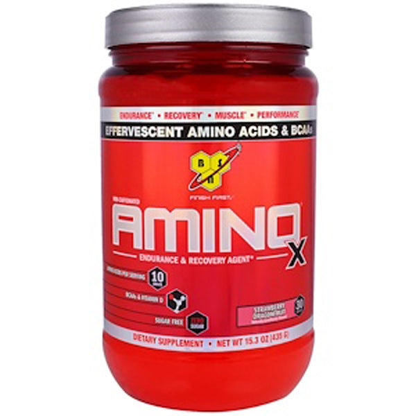 AMINO X Endurance & Recovery - Strawberry Dragonfruit