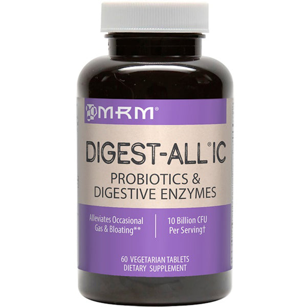 Digest-ALL® IC (Vegetarian enzyme/probiotic complex)