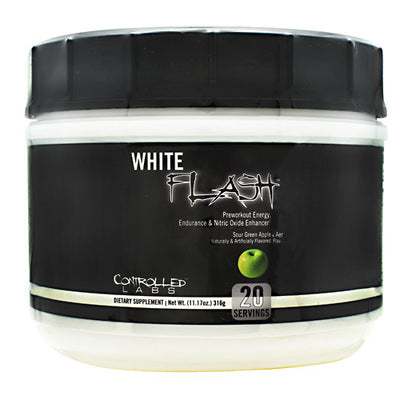 White Flash - Sour Green Apple