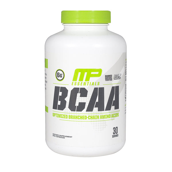 BCAA Branched-Chain Optimized Amino Acids