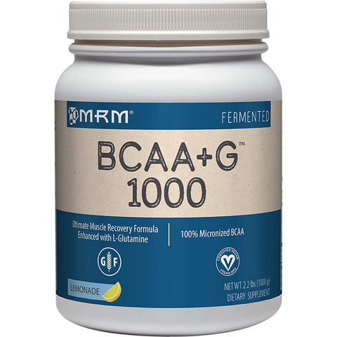 BCAA + G 1000g Ultimate Recovery Formula - Lemonade