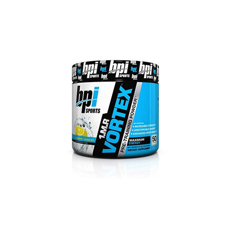 1.M.R VORTEX™ Pre-Training Powder - Blueberry Lemon Ice