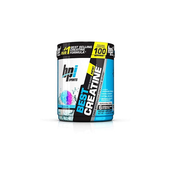 BEST CREATINE™ Pro Strength Blend - Snow Cone