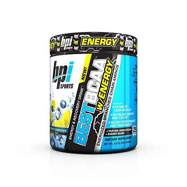BEST BCAA™ W/ENERGY - Blueberry Lemonade