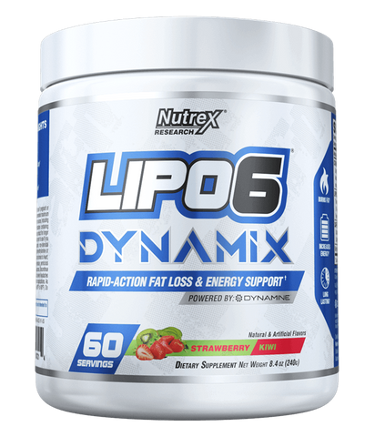 Lipo-6 DYNAMIX Strawberry Kiwi