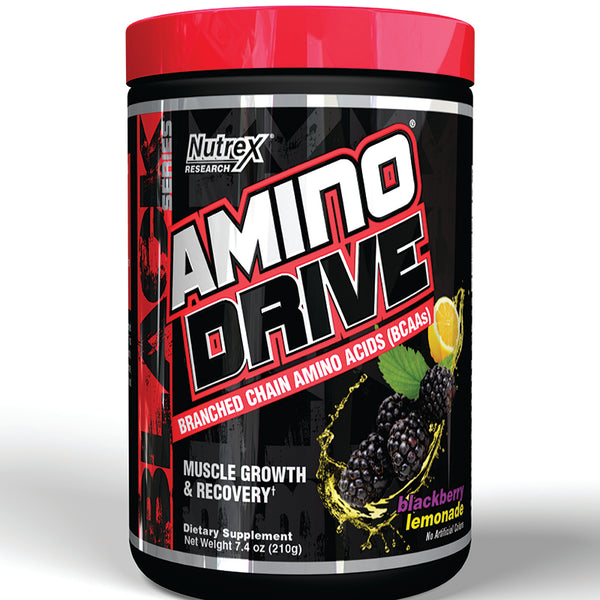 AMINO DRIVE Branched Chain Amino Acids - Blackberry Lemonade