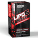 LIPO-6 BLACK Ultra Concentrate - 60 Cápsulas