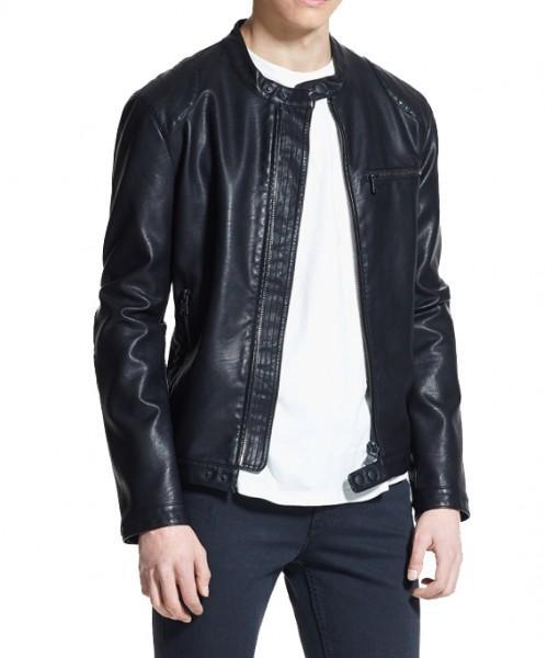 Anarch Men Classic Leather Jackets - Xosack