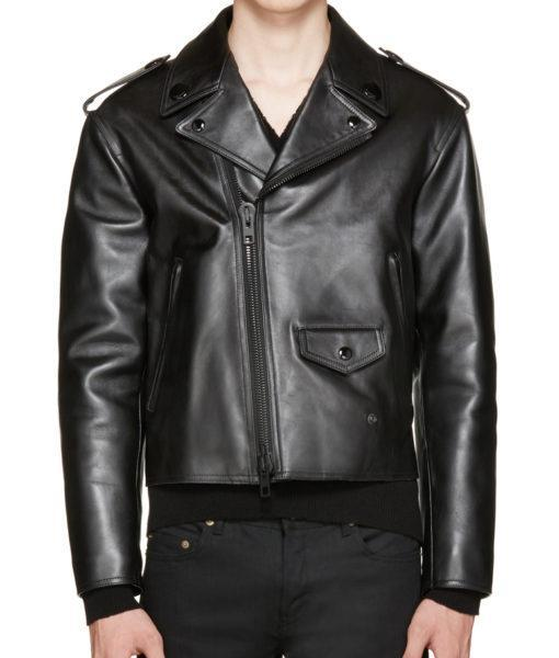 Benzi Men Biker Leather Jackets - Xosack