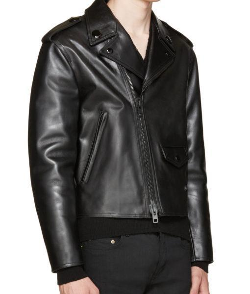 Benzi Men Biker Leather Jackets