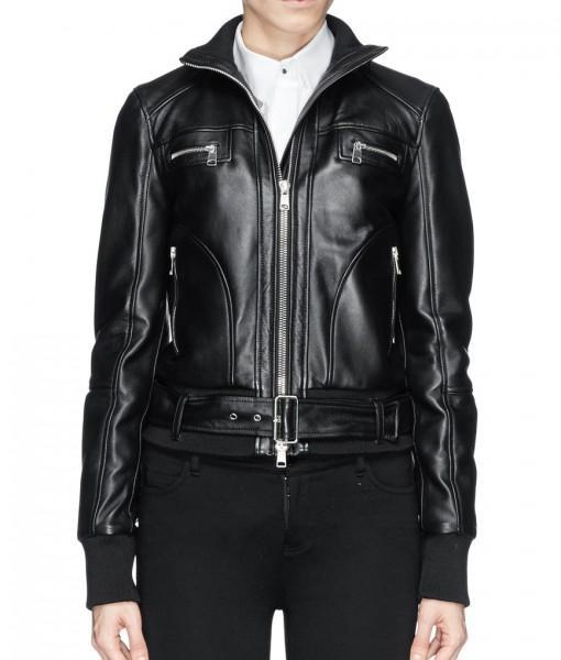 Bizco Women Bomber Leather Jackets - Xosack