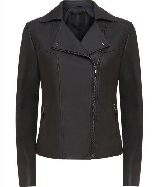 Cisco Women Classic Leather Jackets - Xosack