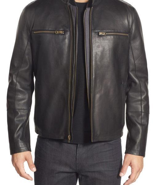 Super Harmond Men Classic Leather Jackets