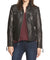 Women Classic Leather Jackets: Janita
