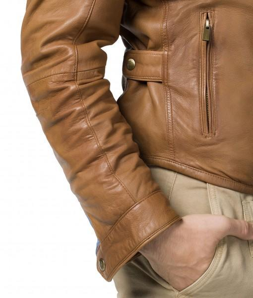 Super Marsh Men Classic Leather Jackets
