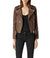 Women Classic Leather Jackets: Nancy