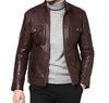 Super Niyo Men Classic Leather Jackets
