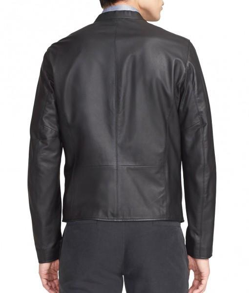 Simple Men Classic Leather Jackets - Xosack