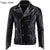 Vogue Anmi.Leather Jacket Men