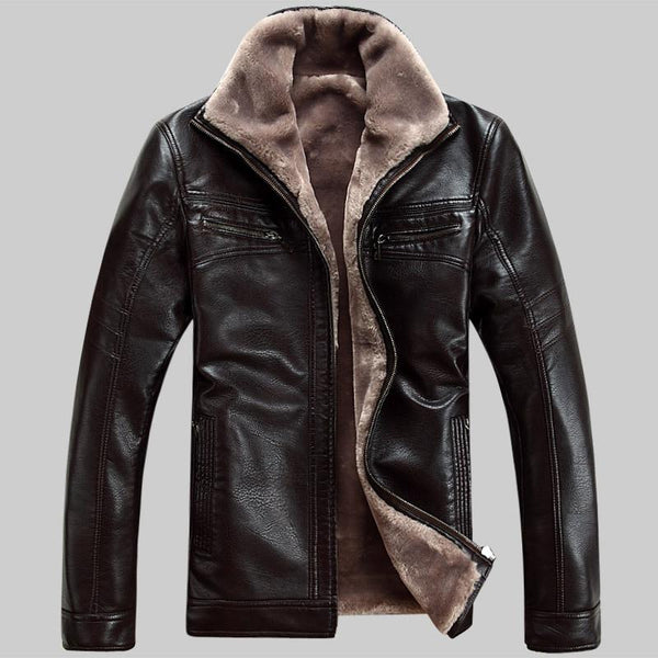 FreeShipping  Hot Sale  Winter Thick Leather