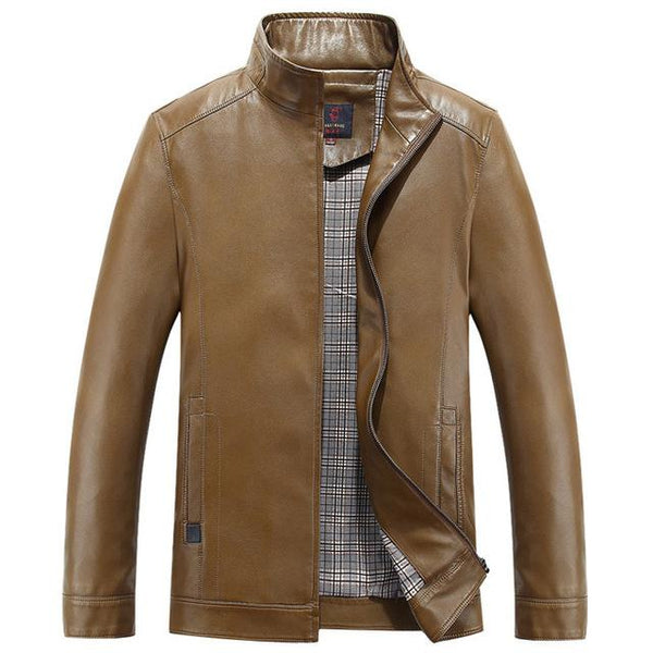 Mountainskin Faux Leather Jackets
