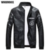 Casual Mens Factory Men's Leather Jacket