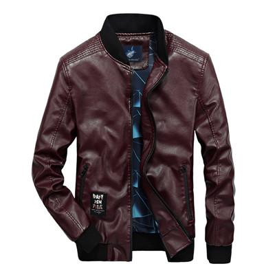 New Arrival Brand Tace & Shark Leather Jacket