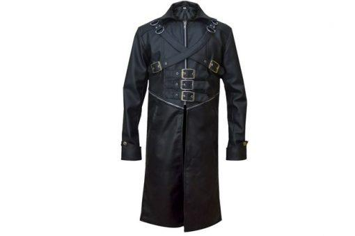 Steam Punk Gothic Long Coat