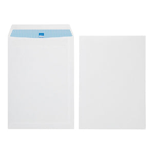 Initiative Envelope Pocket C4 90g White Pack 250
