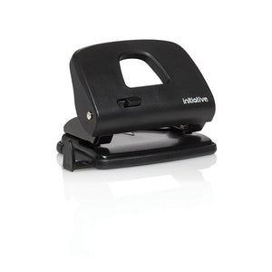 PR9173 | Initiative 2 Hole Punch Medium Black 22 Sheet Capacity ABS Handle