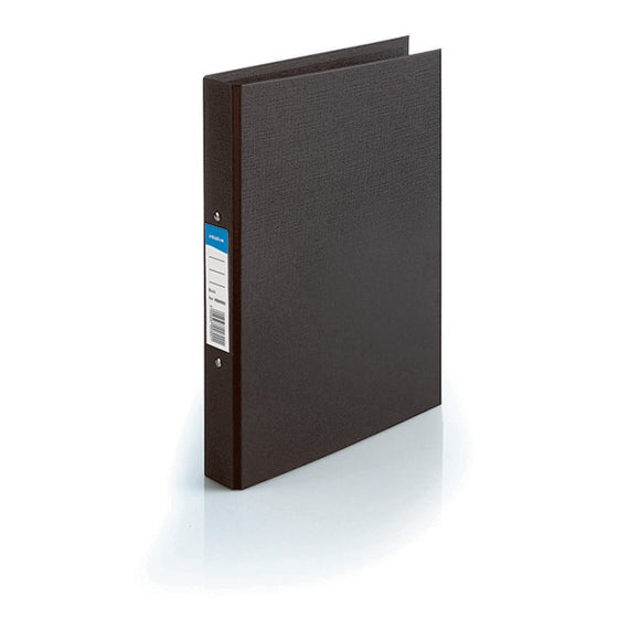 Initiative Pp Coated Brd 2 Ring Binder 25mm Capacity A4 Blk
