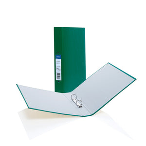 Initiative Paper on Board 2 Ring Binder A4 Green