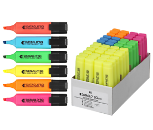 DATAGLO SQ HIGHLIGHTER Box of 10