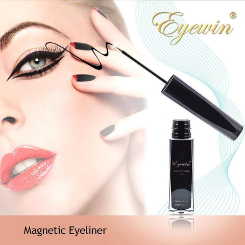 Eyewin Eyeliner New Magnetic Eyeliner 4ml Black Liquid Eyeliner Waterproof Eye liner Makeup Cosmetics