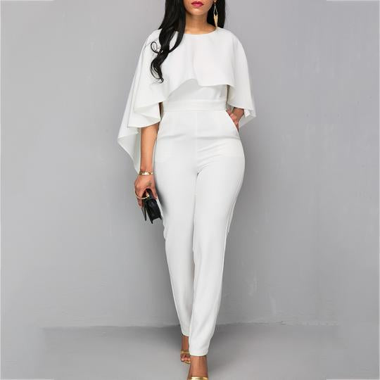 Sexy Slim Package Hip Jumpsuit