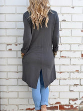 Load image into Gallery viewer, Plain Long Sleeve Cardigans