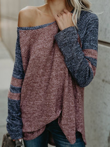Raglan Sleeve Colouring Sweaters