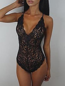 Lace Tight Sexy Lingerie