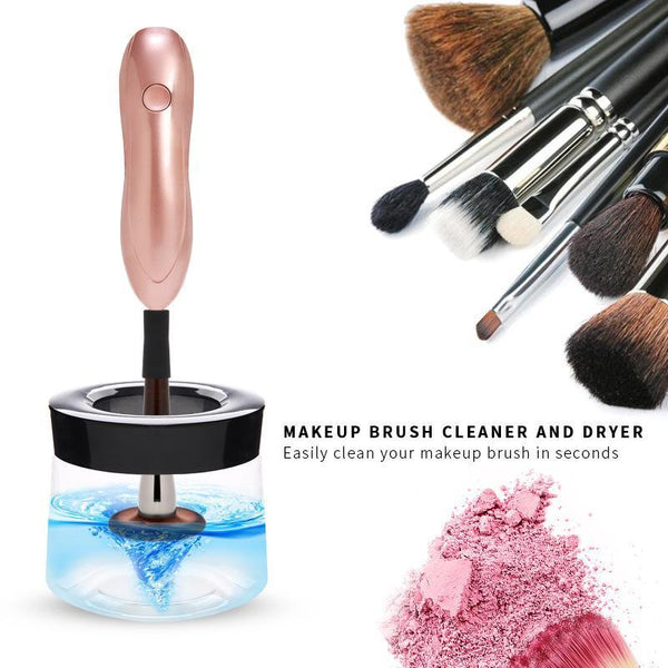USB Electric Makeup Brush Cleaner