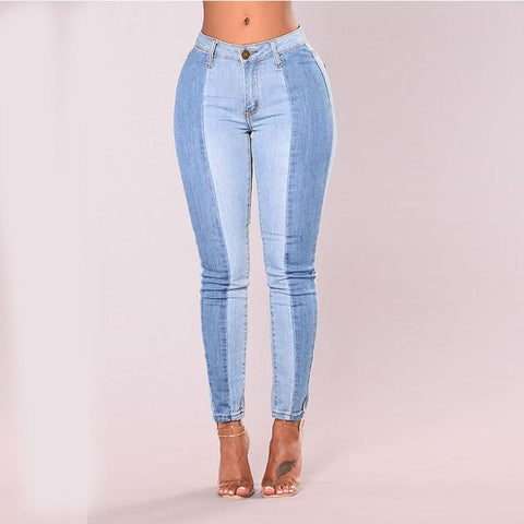 Slim Jeans Casual Cowboy Tight Women's Pants