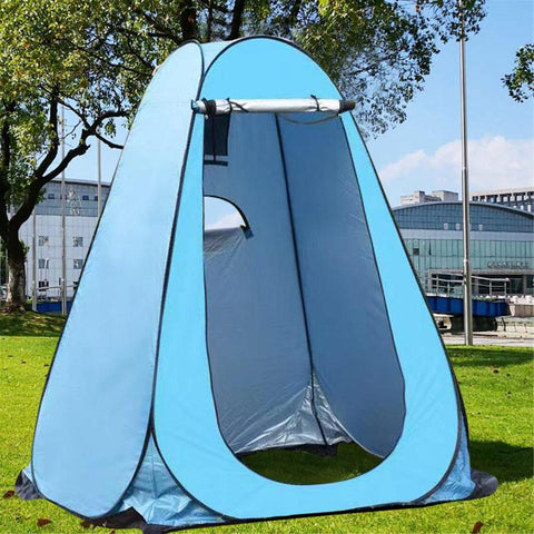 Instant Pop Up Pod Changing Room Privacy Tent Portable Anti UV Shower Tent Camp Toilet Rain Shelter for Outdoor Camping Beach