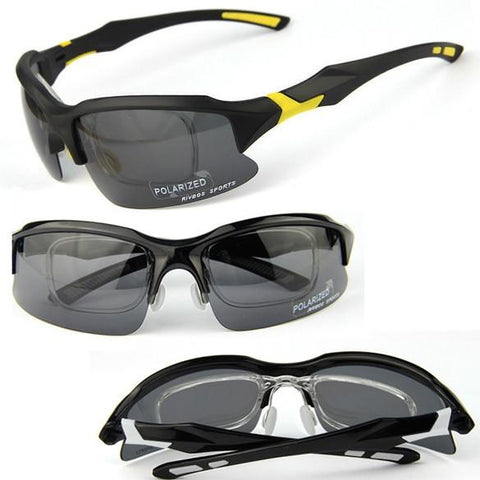 Women Men Professional Polarized Cycling Glasses Casual Sports Sunglasses