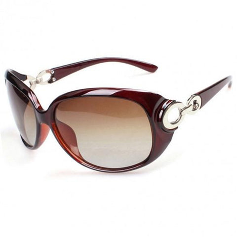 New Fashion Women's Sun Glasses Retro Designer Big Frame Sunglasses 3 Colors CaF