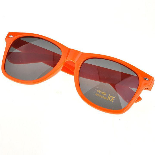 Classic Shades Women's Candy Color Glasses Sunglasses