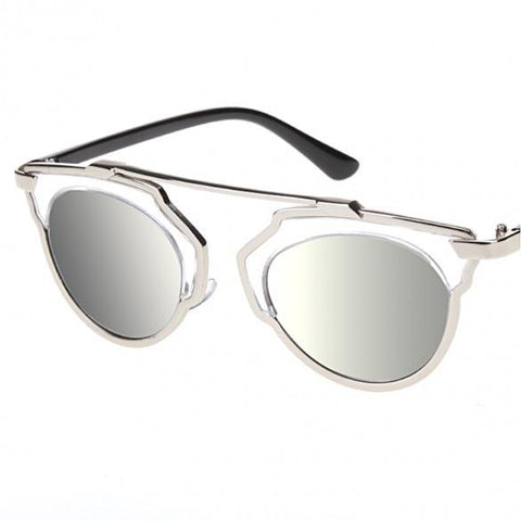 Stylish Modify Glasses Outdoor Casual Retro Sunglasses