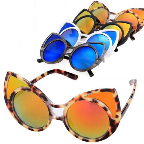 Polarizing Fashion Casual Mirror Type Sunglasses